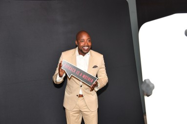 """ATLANTA, GA - APRIL 22: Producer Will Packer attends """"Breaking In"""" Atlanta Private Screening at Regal Atlantic Station on April 22, 2018 in Atlanta, Georgia. (Photo by Paras Griffin/Getty Images for Universal Studios)"""